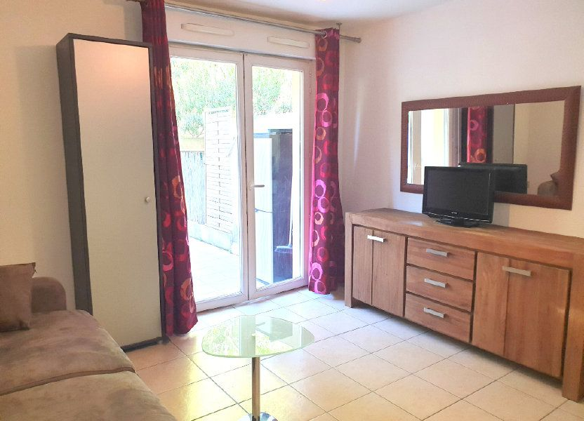 Appartement à louer 20m2 à Nice