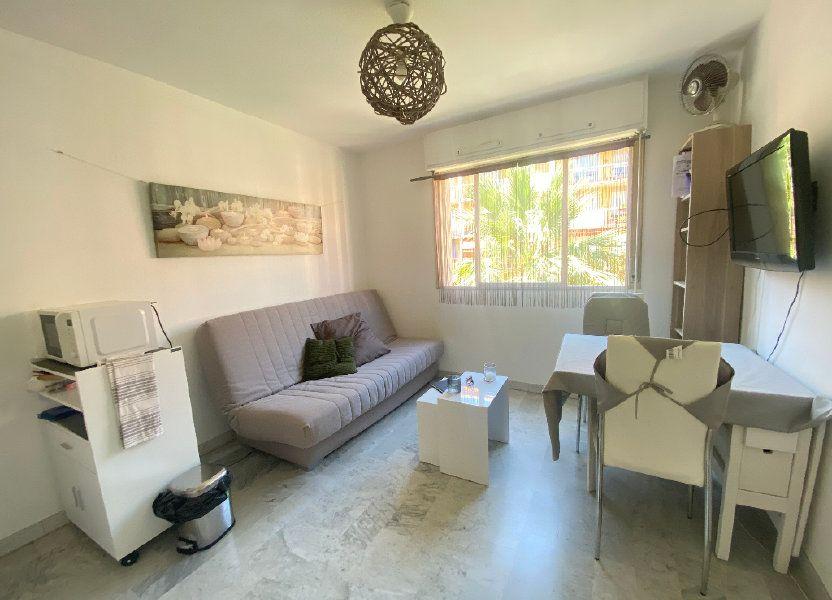 Appartement à louer 17.6m2 à Nice