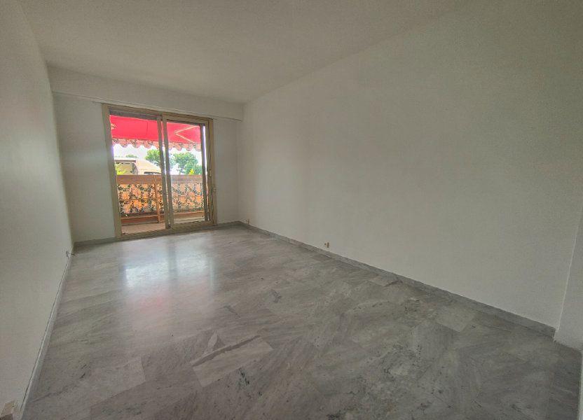 Appartement à louer 37.61m2 à Nice