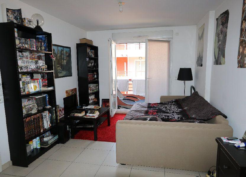Appartement à louer 39.19m2 à Nice