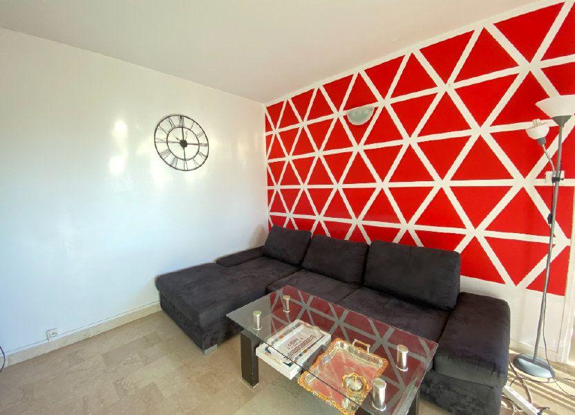 Appartement à louer 39.06m2 à Nice