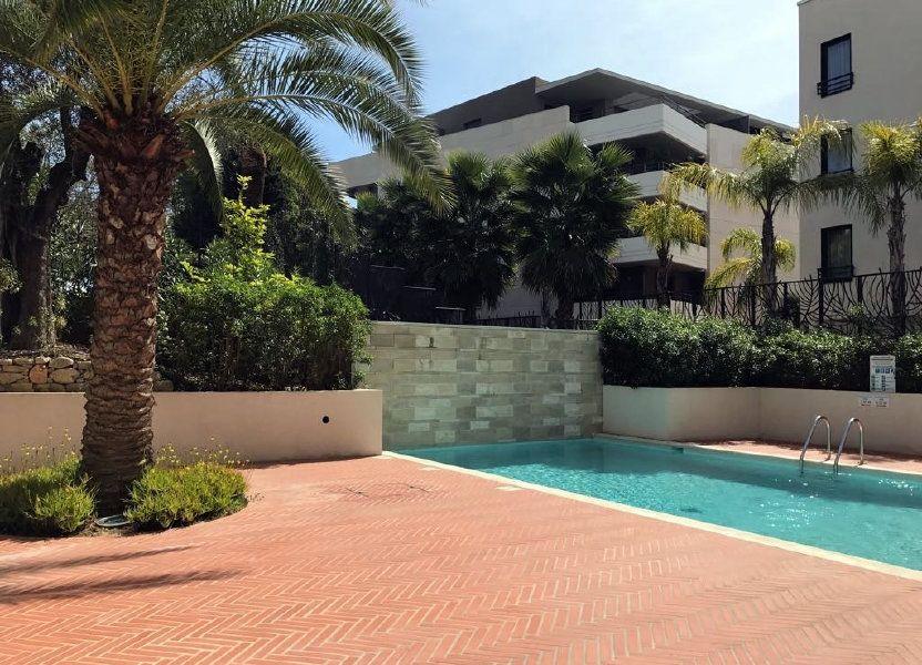 Appartement à louer 23.22m2 à Cannes