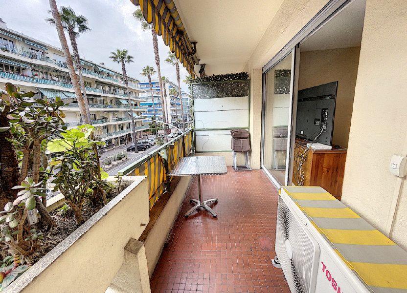 Appartement à louer 33.3m2 à Cagnes-sur-Mer