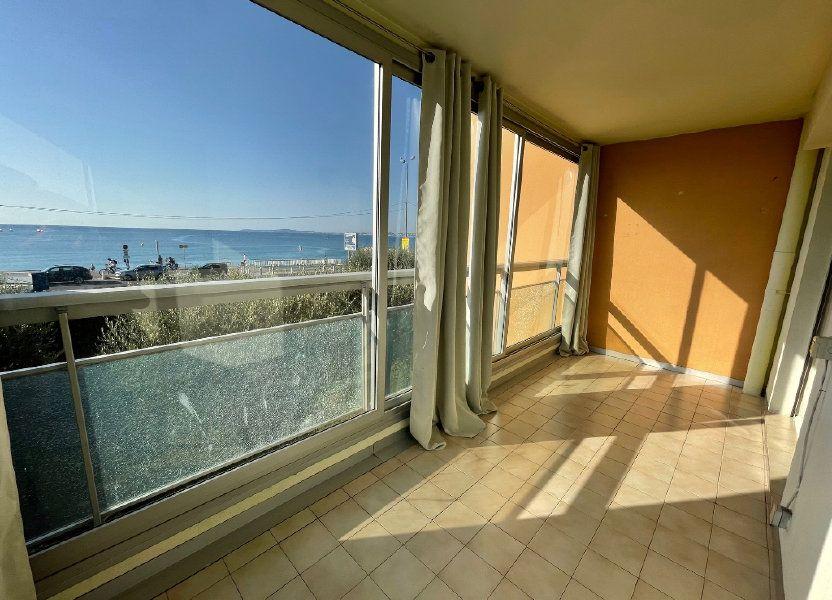 Appartement à louer 27.7m2 à Cagnes-sur-Mer