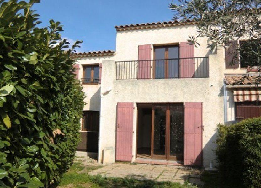 Maison à louer 95m2 à Cagnes-sur-Mer