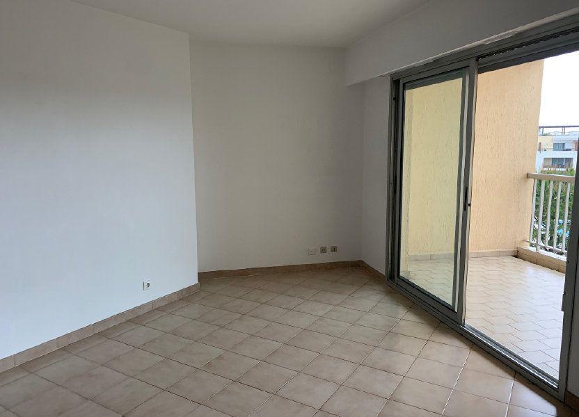 Appartement à louer 22.3m2 à Cagnes-sur-Mer