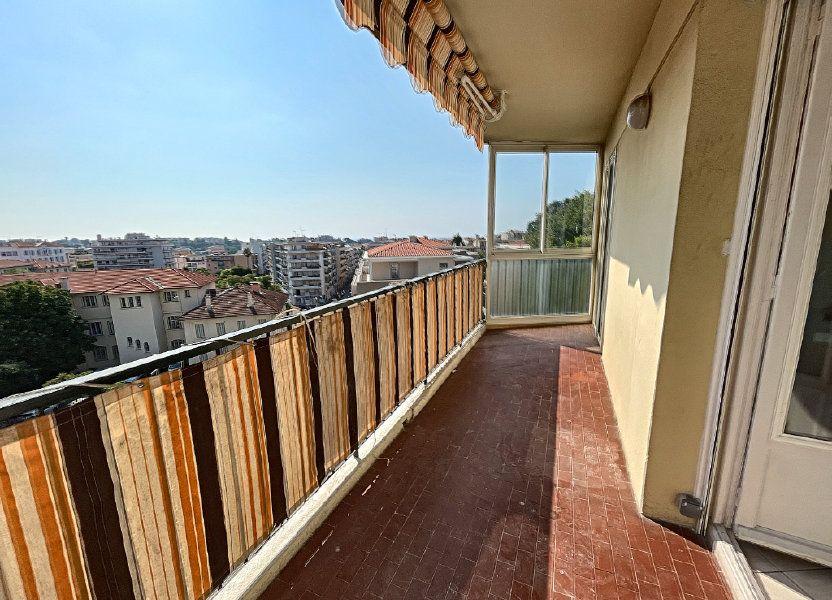 Appartement à louer 55.65m2 à Cagnes-sur-Mer