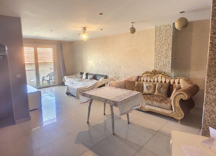 Appartement à vendre 70m2 à Cagnes-sur-Mer