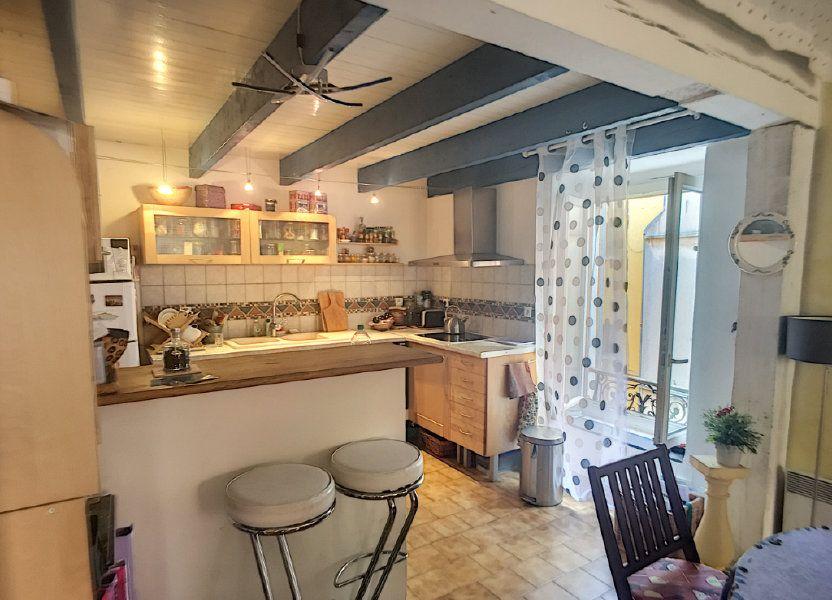 Maison à vendre 71m2 à Saint-Laurent-du-Var