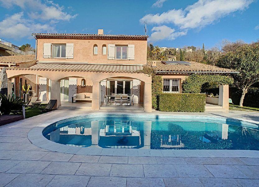Maison à vendre 165.65m2 à Villeneuve-Loubet
