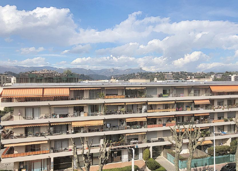 Appartement à vendre 37m2 à Cagnes-sur-Mer