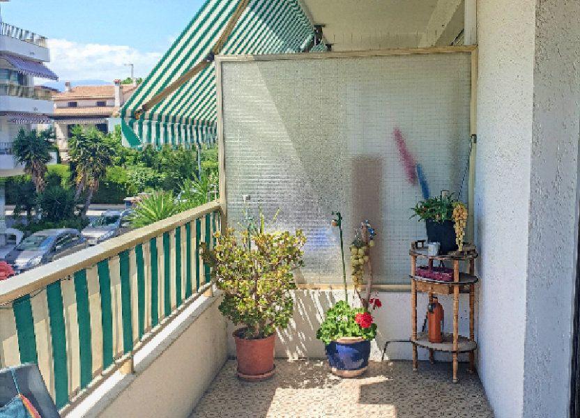 Appartement à vendre 87.52m2 à Cagnes-sur-Mer