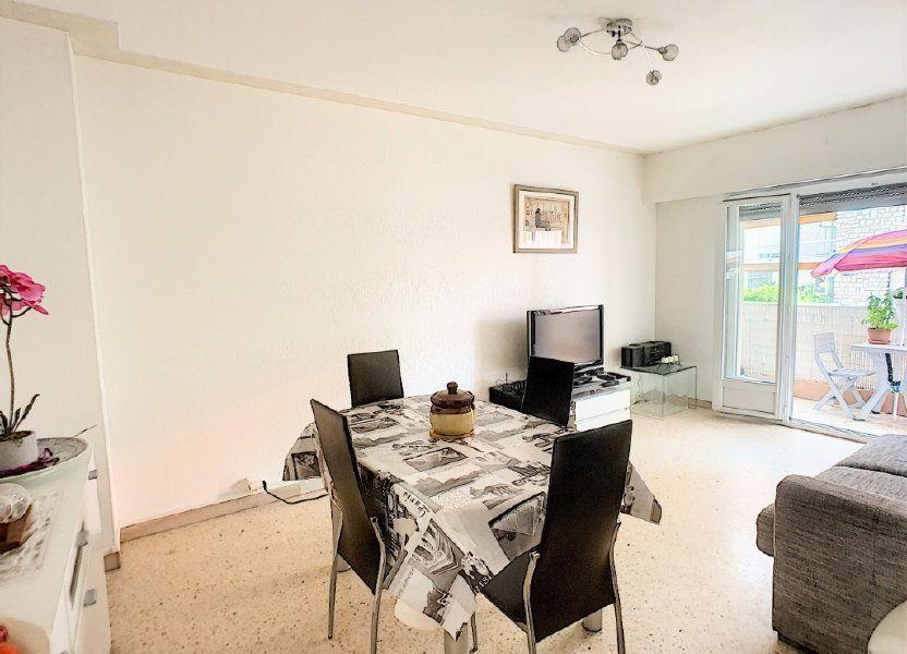 Appartement à vendre 45.8m2 à Cagnes-sur-Mer