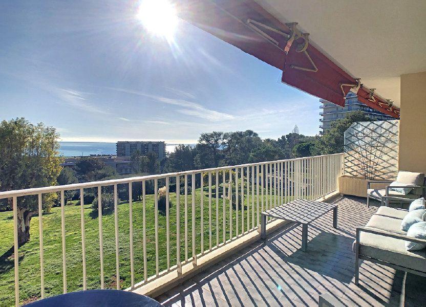 Appartement à louer 63.68m2 à Cagnes-sur-Mer