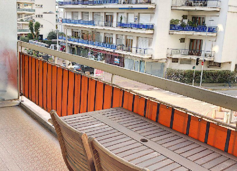 Appartement à louer 29.46m2 à Cagnes-sur-Mer