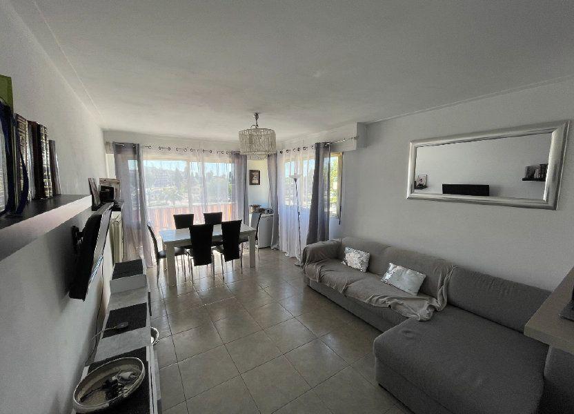 Appartement à vendre 71m2 à Cagnes-sur-Mer