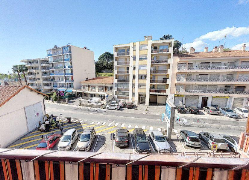Appartement à vendre 63.16m2 à Cagnes-sur-Mer