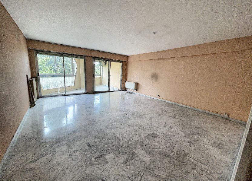 Appartement à vendre 97.89m2 à Cagnes-sur-Mer