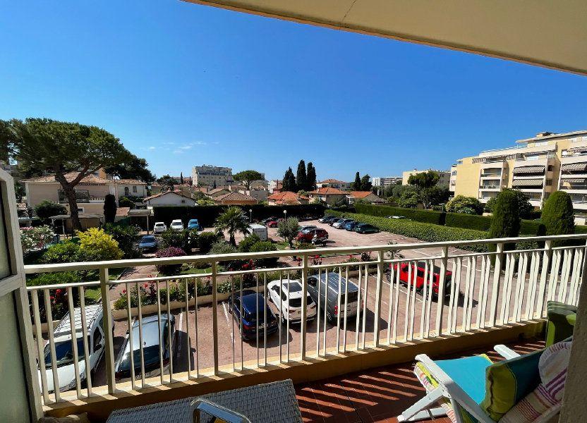 Appartement à vendre 33.23m2 à Cagnes-sur-Mer