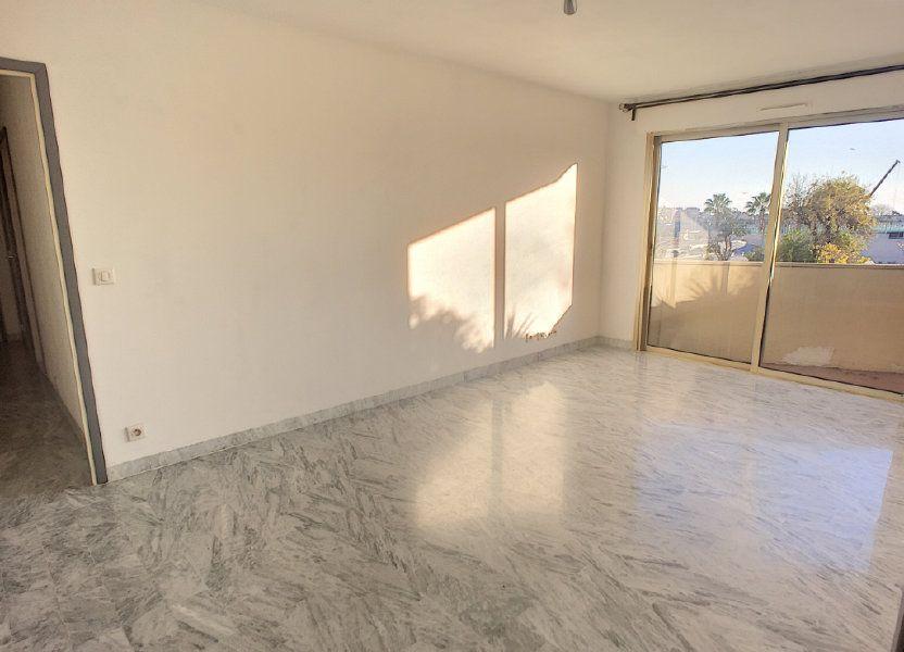 Appartement à vendre 52m2 à Cagnes-sur-Mer