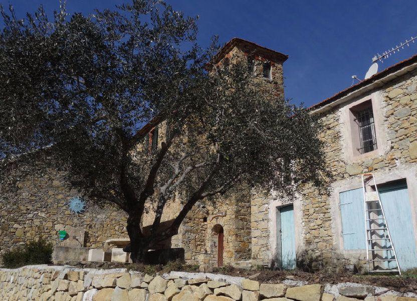 Maison à vendre 700m2 à Roquestéron-Grasse