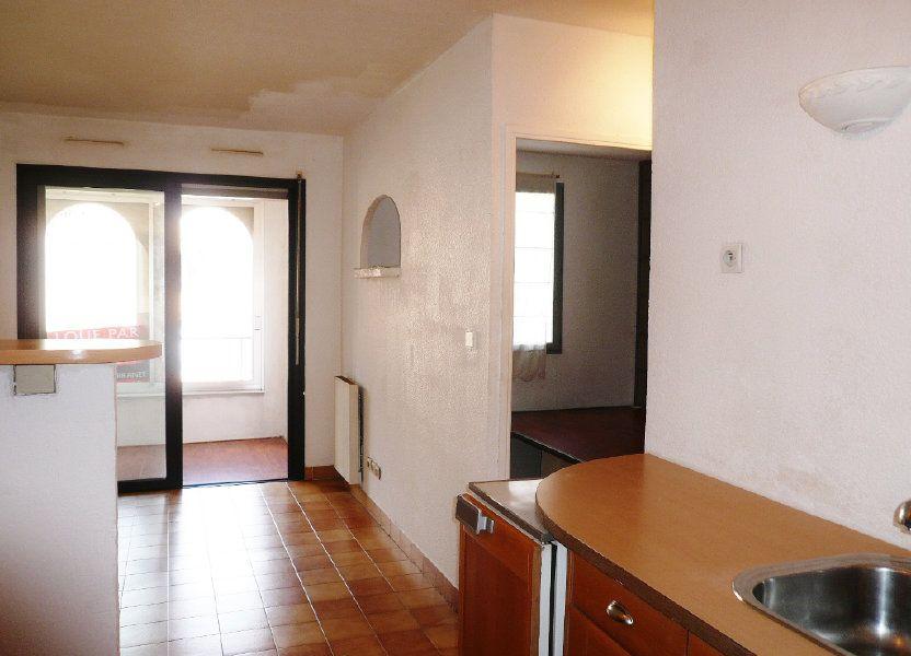 Appartement à louer 26m2 à Fréjus