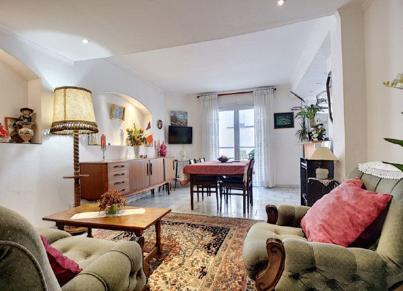 Appartement à vendre 66.49m2 à Saint-Raphaël