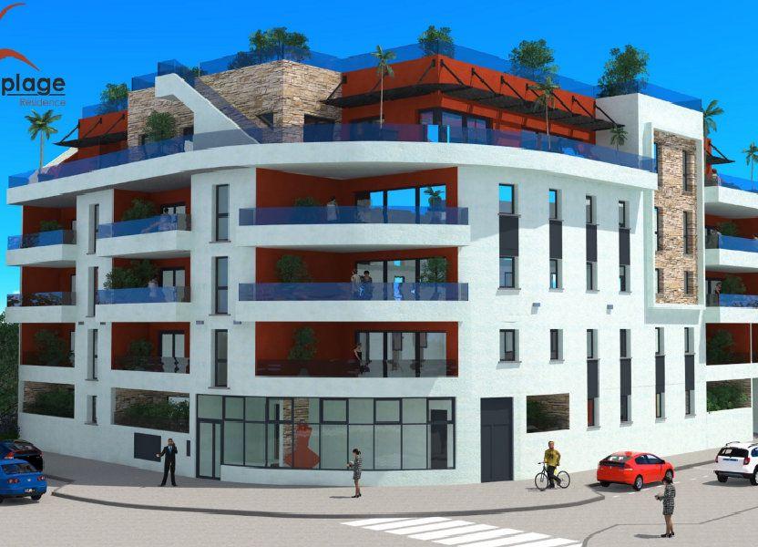 Appartement à vendre 86.25m2 à Fréjus