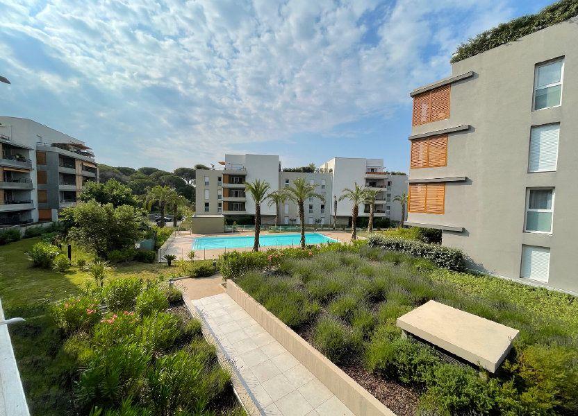 Appartement à vendre 48.96m2 à Fréjus