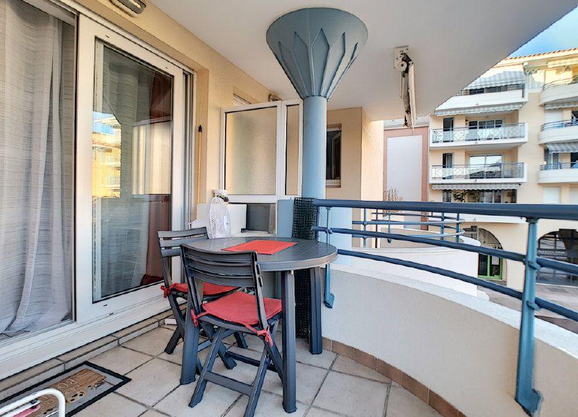 Appartement à vendre 34m2 à Fréjus