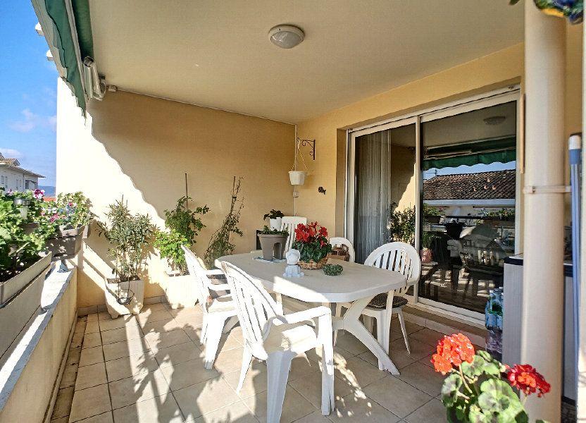 Appartement à vendre 76.14m2 à Saint-Raphaël