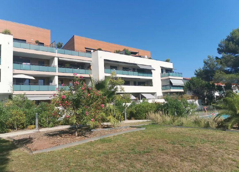 Appartement à louer 55.25m2 à Saint-Raphaël
