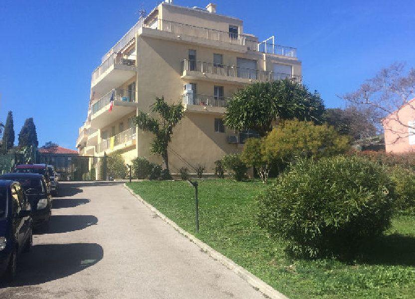 Appartement à louer 26.58m2 à Cagnes-sur-Mer