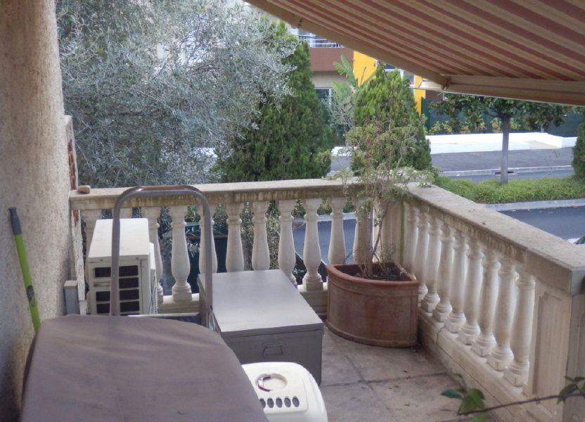Appartement à vendre 95m2 à Cagnes-sur-Mer