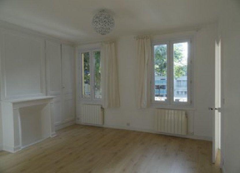 Appartement à louer 35.05m2 à Le Havre