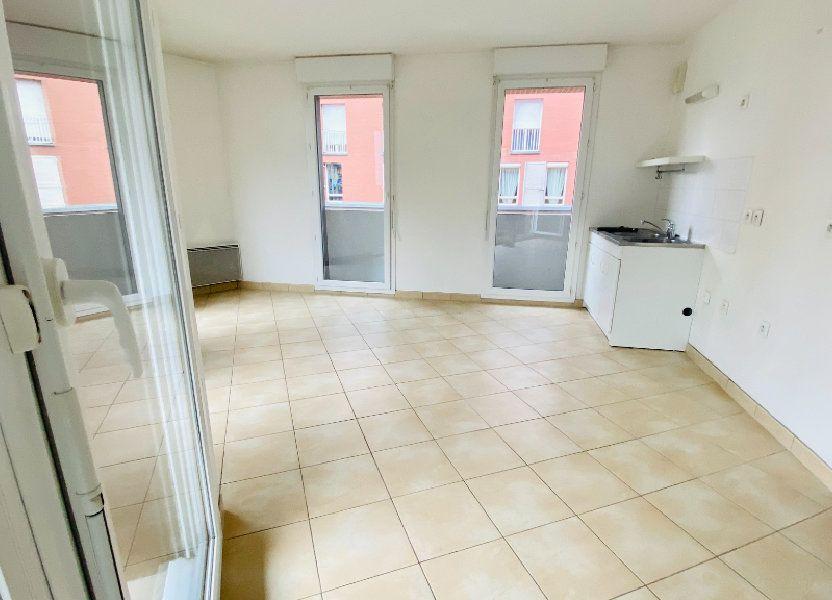 Appartement à louer 52.7m2 à Le Havre