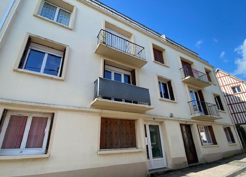 Appartement à louer 57.87m2 à Montivilliers