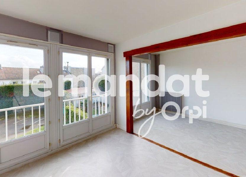 Appartement à louer 62.06m2 à Le Havre