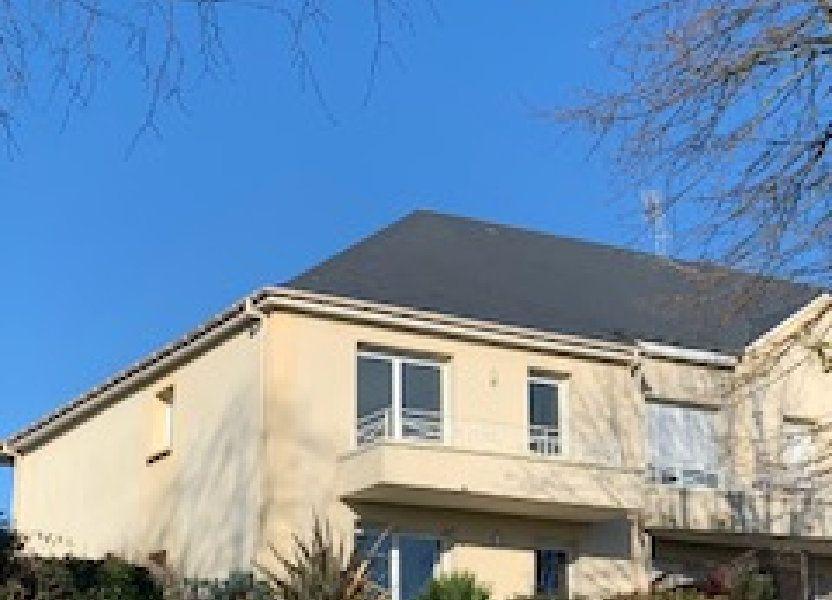 Appartement à louer 74m2 à Montivilliers