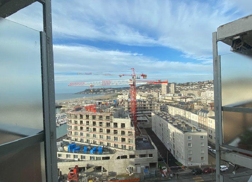 Appartement à louer 21.49m2 à Le Havre