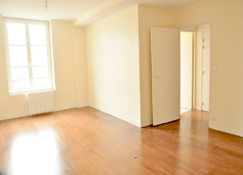 Appartement à louer 84.69m2 à Le Havre