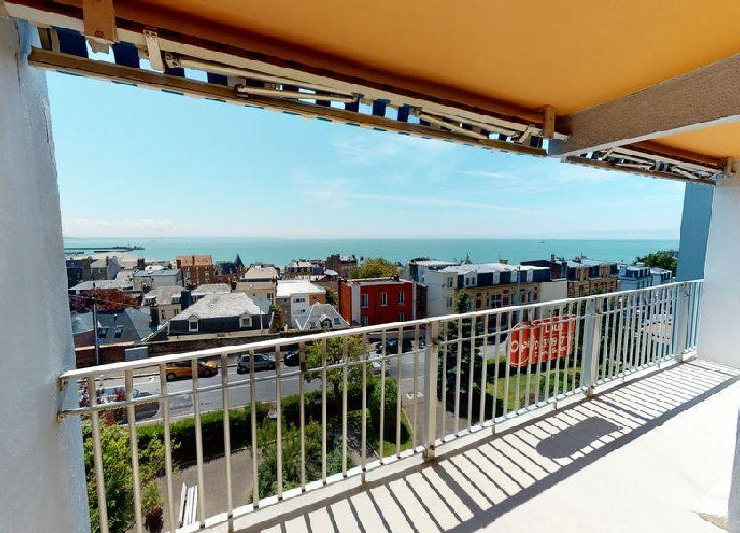 Appartement à louer 80m2 à Le Havre
