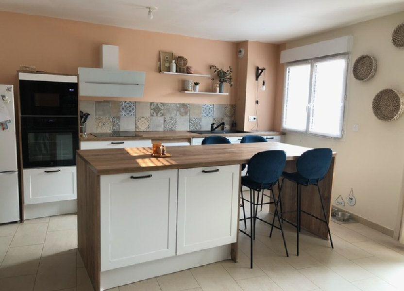 Appartement à louer 67.45m2 à Le Havre