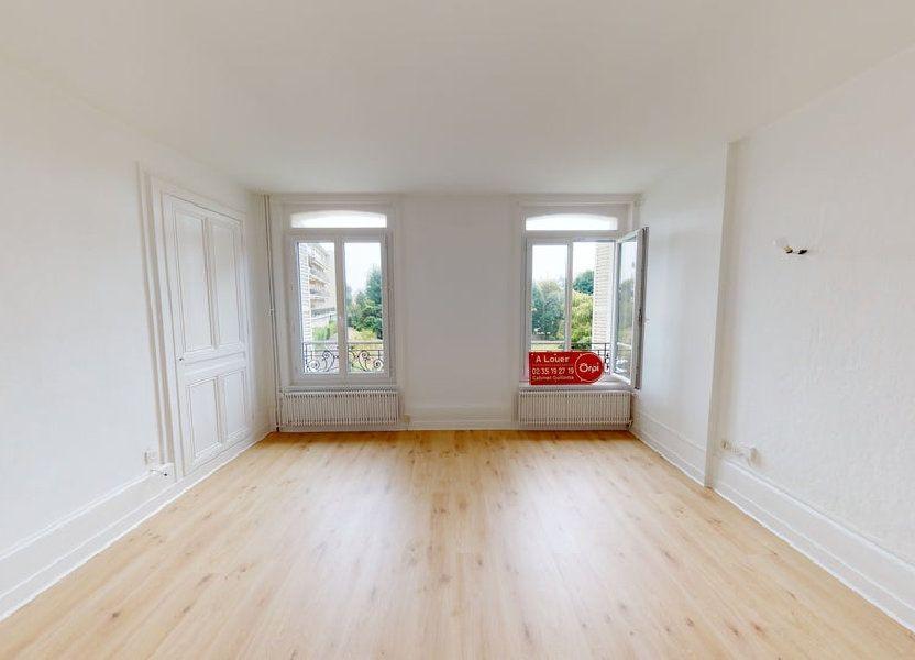 Appartement à louer 26m2 à Sainte-Adresse