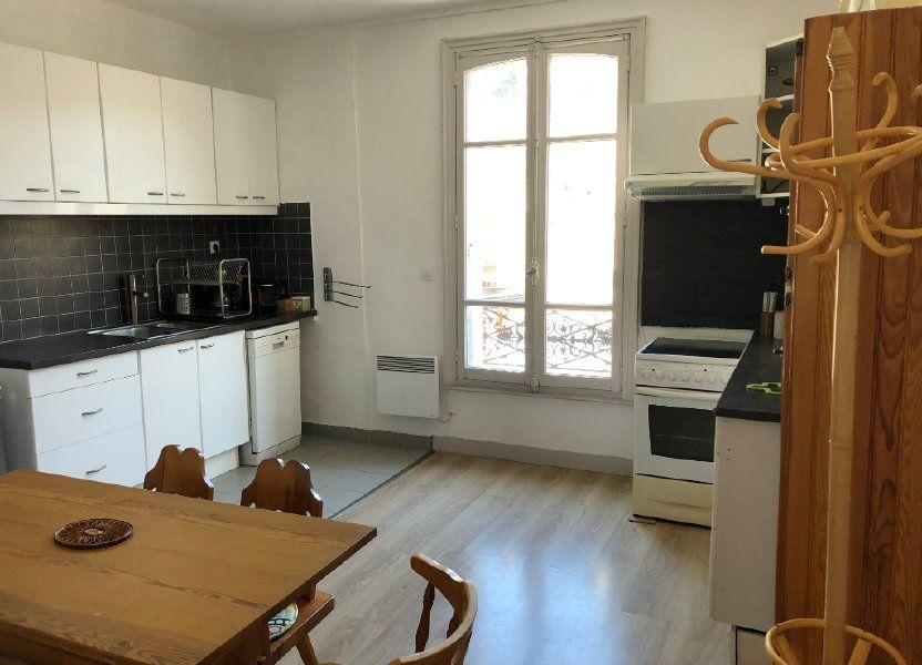 Appartement à vendre 64m2 à Houlgate