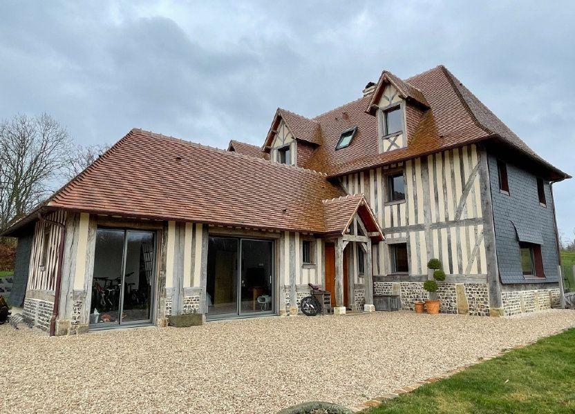 Maison à vendre 329.74m2 à Gonneville-sur-Mer
