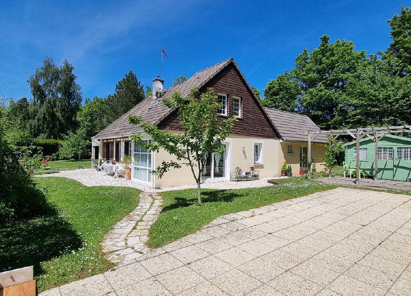 Maison à vendre 144.67m2 à Gonneville-sur-Mer