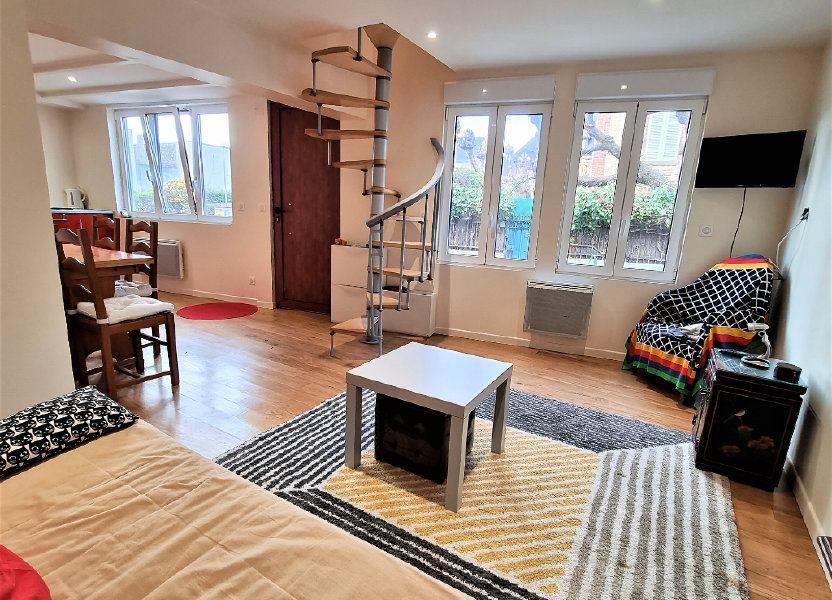 Maison à vendre 34m2 à Villers-sur-Mer