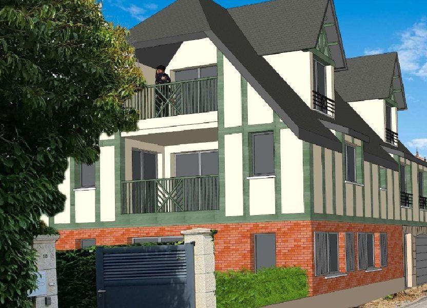 Appartement à vendre 80.08m2 à Houlgate