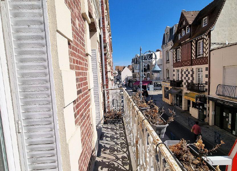 Appartement à vendre 51.39m2 à Villers-sur-Mer